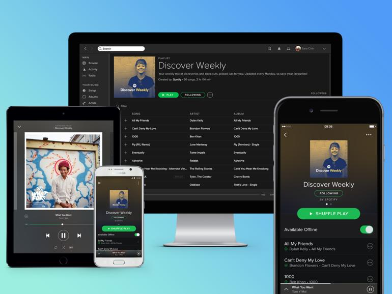 Apple Music schließt gegenüber Spotify Premium auf