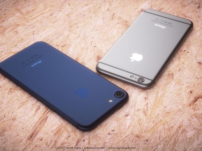 Das iPhone 7 soll dem iPhone 6s sehr ähnlich sehen