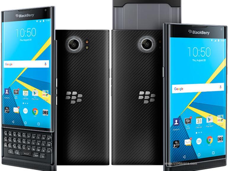 Das Blackberry Priv ist Blackberrys letzte winzige Chance