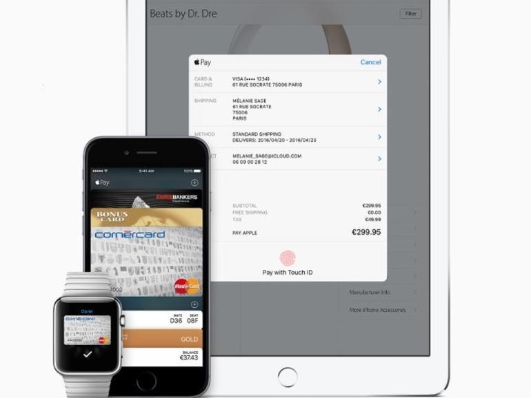 Schweizer Bürger können ab sofort Apple Pay verwenden