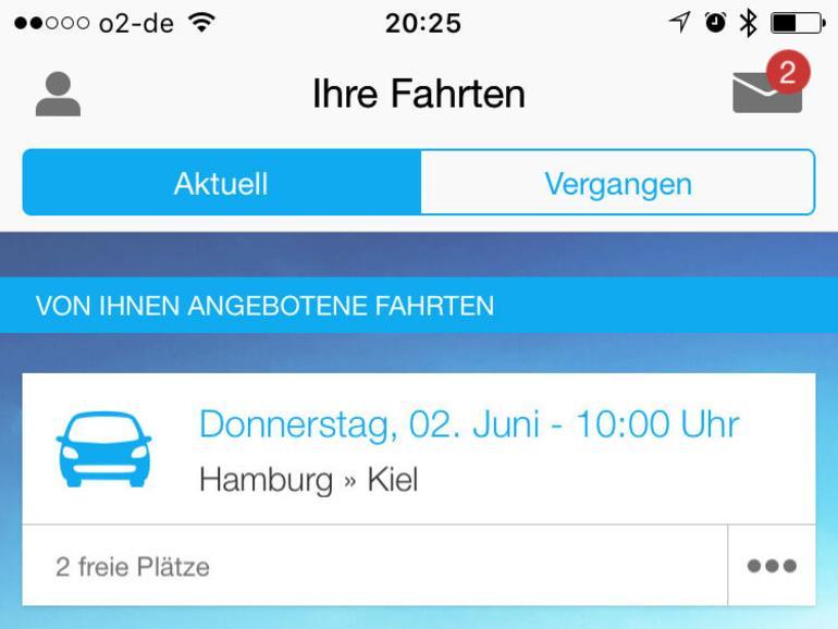 Blablacar ist der größte Mitfahranbieter in Deutschland. Die App ist übersichtlich, gut zu bedienen und bietet viele nützliche Funktionen für Vielfahrer.