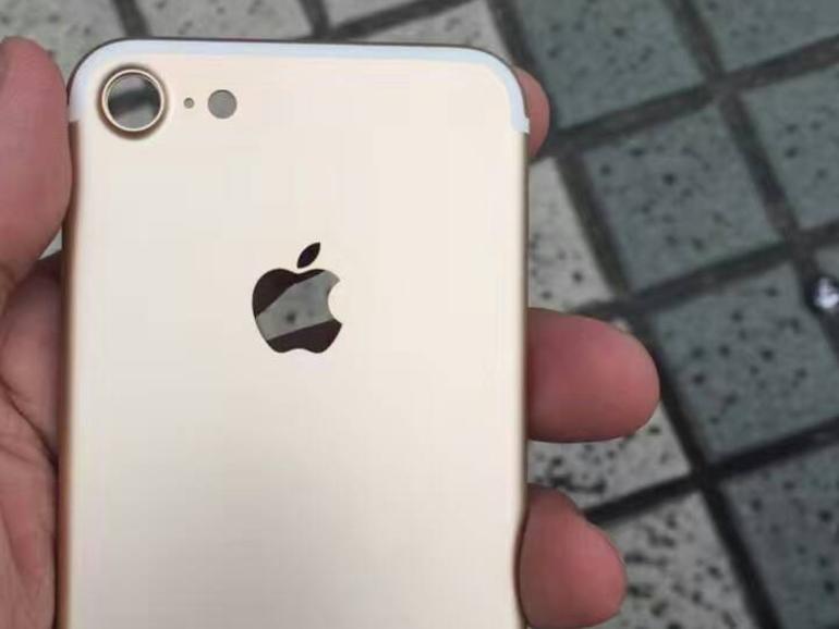 Apple versucht beim iPhone 7 die Plastikeinsätze besser zu verstecken