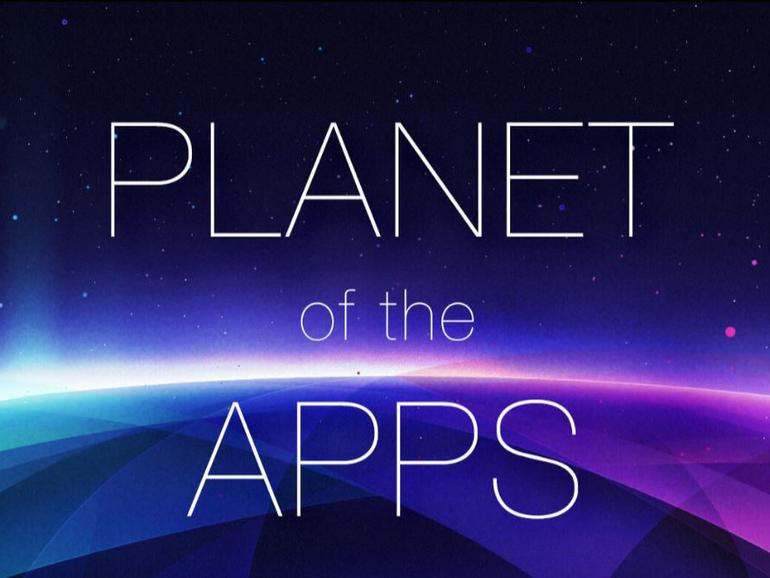 "Apples TV-Serie wird den Namen ""Planetof the Apps"" tragen"