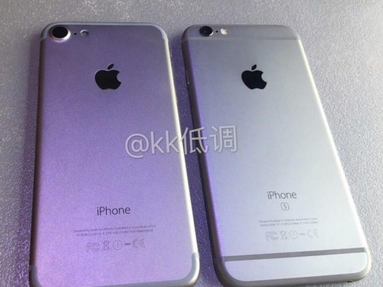Vergleich Iphone 6s Und 7 Kamera