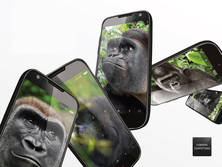 Möglicherweise bedeutet Gorilla Glass 5 das Ende von Saphirglas-Displays