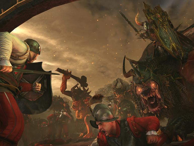 Im Herbst kommt Total War: Warhammer für den Mac