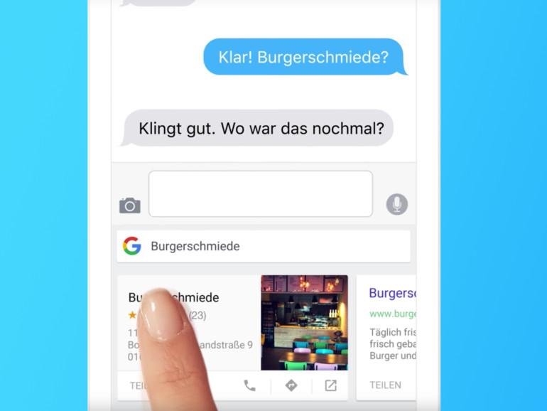 Gboard für iOS
