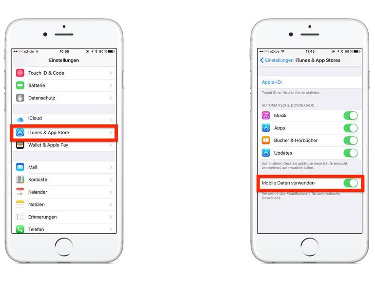 Datenvolumen-Verbrauch übers Handy anzeigen und messen