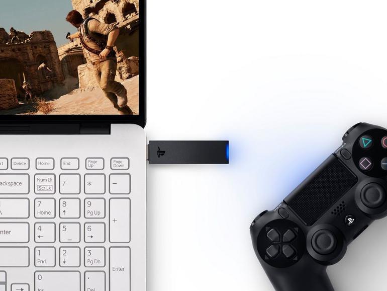 Der kabellose DualShock-4-Controller ist nun mit dem Mac kompatibel