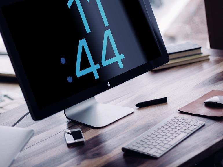 Apple-Watch-Zifferblätter gibt es dank Rasmus Nielsen auch als Mac-Bildschirmschoner
