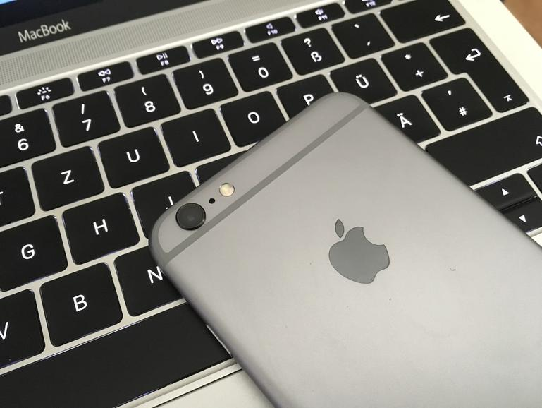 IPhone 6: Sammelklage wegen Touchscreen-Problemen