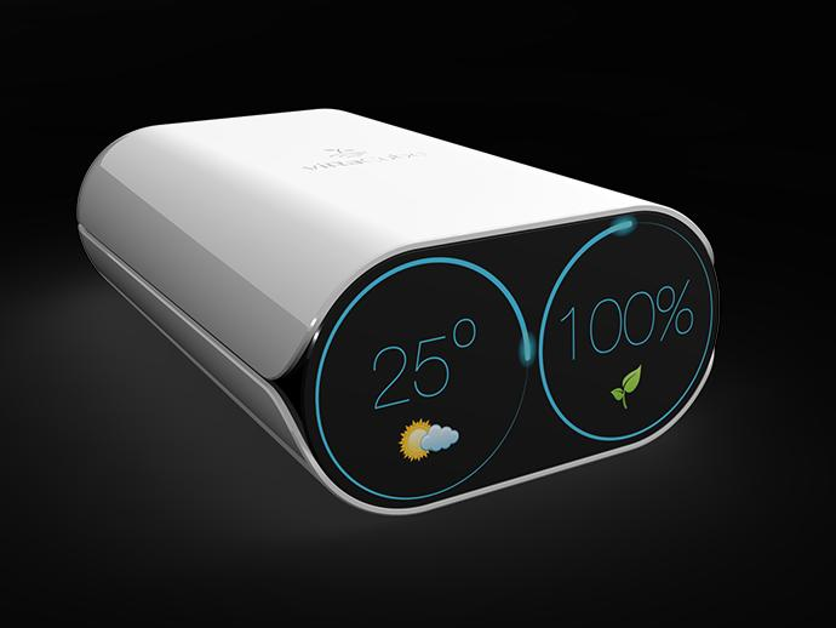 viracube smart garden mit ideen von smart home mac life. Black Bedroom Furniture Sets. Home Design Ideas