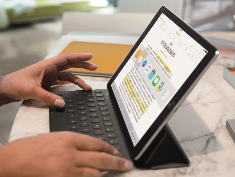 Erst 2017 wird es neue iPad-Pro-Modelle geben