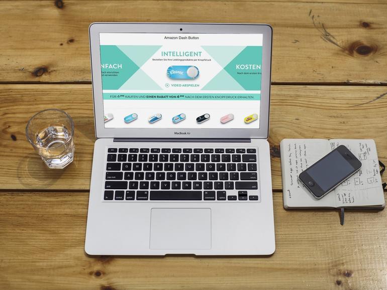 Einfacher gehen Online-Bestellungen nicht