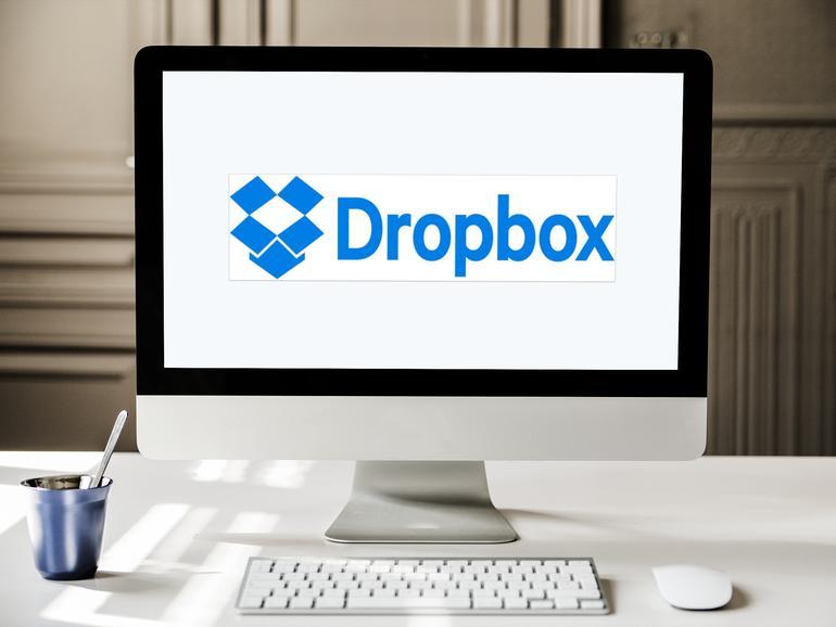 Dropbox-Nutzer sollten ihr Passwort ändern
