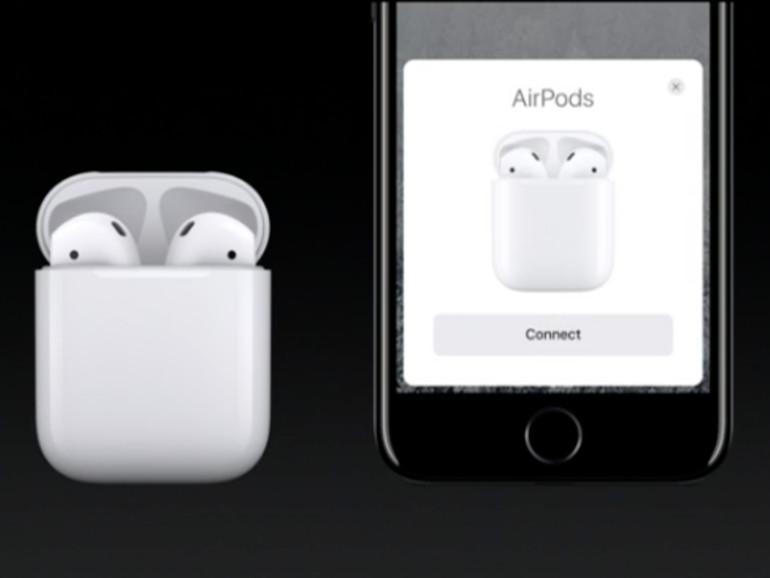 AirPods Case – Öffnen verbindet die Ohrhörer