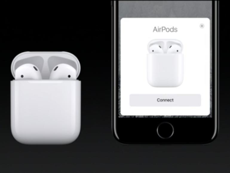 apple airpods f r das iphone 7 preis und verf gbarkeit mac life. Black Bedroom Furniture Sets. Home Design Ideas