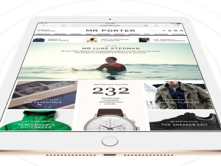 Möglicherweise wird das iPad Air 2 am Mittwoch einen Nachfolger erhalten