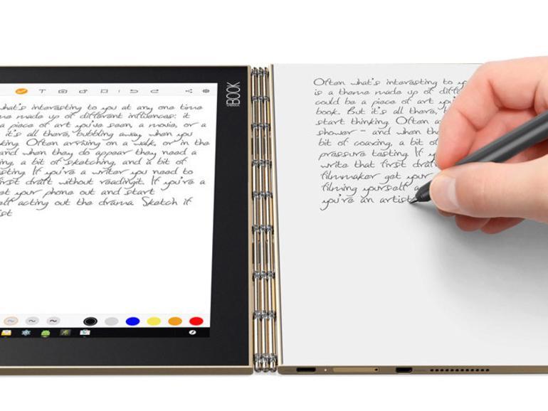 Auf der IFA 2016 gab es eine neue Tablet-Entwicklung zu sehen