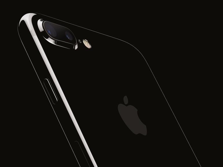 Das diamantschwarze iPhone 7 soll schnell verkratzen