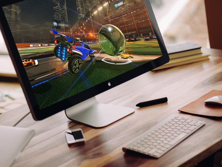 Rocket league macbook air. Rocket League MacBook OS X