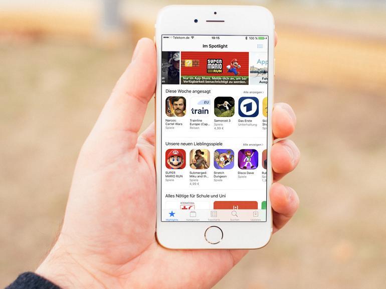 Die iPhone-Grundversorgung: Der App Store