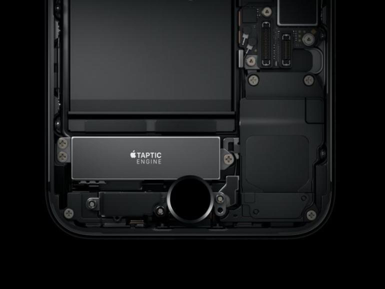Unter anderem wegen des neuen Homebuttons ist das iPhone 7 wasserdicht