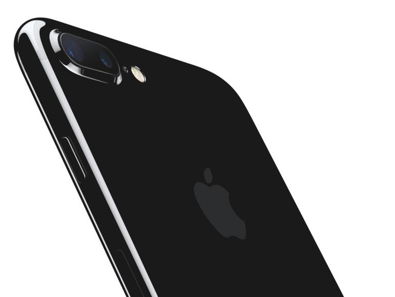 iPhone 7 Plus in Diamantschwarz: Wer dafür vor dem Apple Store wartet, kann die Zelte wieder abbauen
