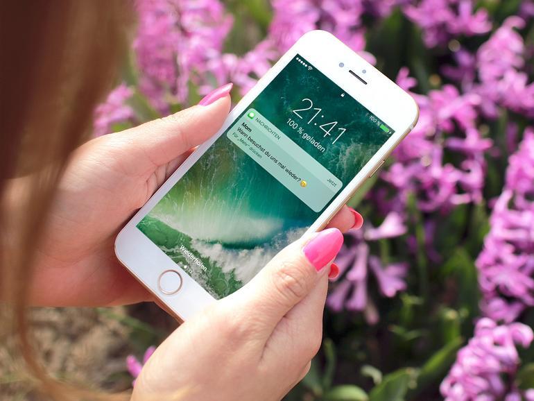 iOS 10: So interaktiv sind Benachrichtigungen mit 3D Touch