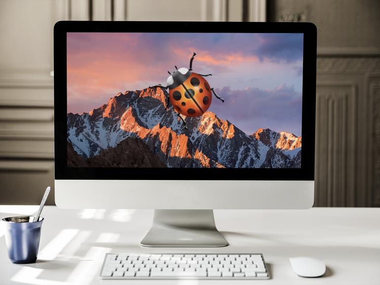 Bugs in macOS Sierra