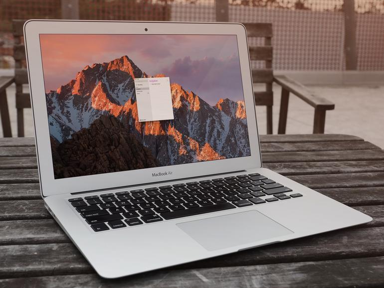 Erinnerungen mit Siri in macOS Sierra eingerichtet