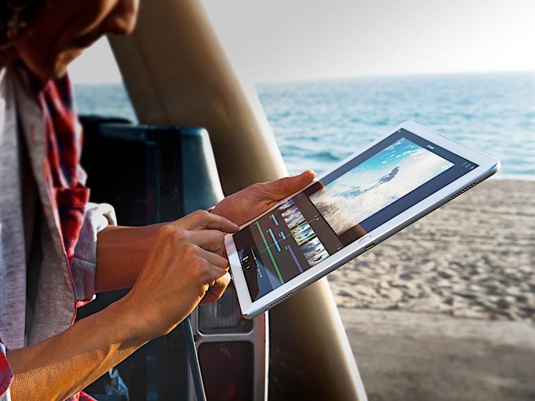 iPad Pro mit Apple A9X Chip