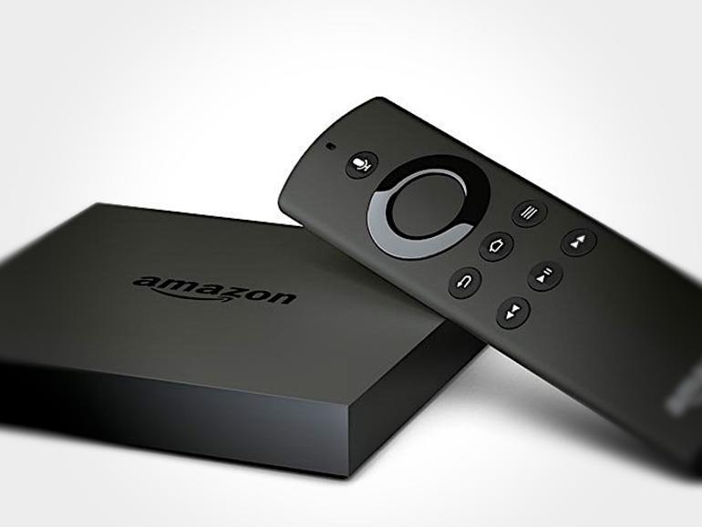 Amazon Fire TV 4K UHD