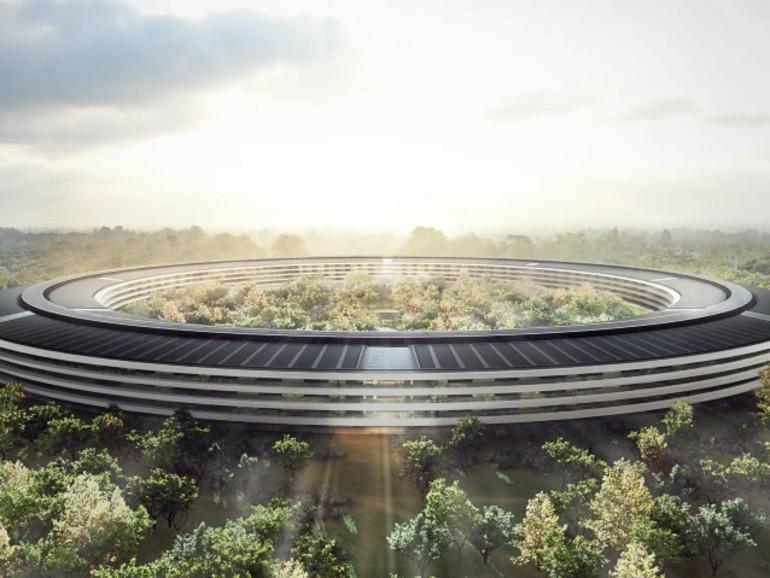 Teilnehmer von The Orchard könnten schon im neuen Hauptquartier Apples arbeiten