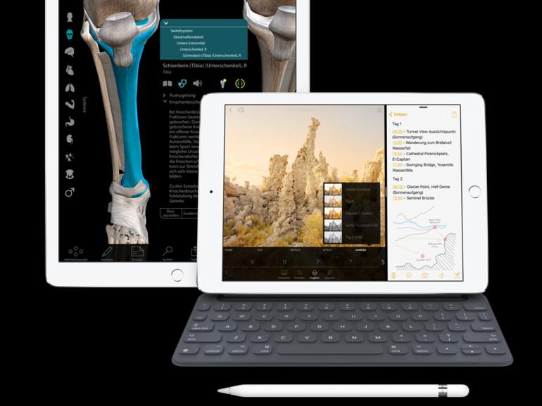 Das iPad Pro kann sich hervorragend für das Studium eignen