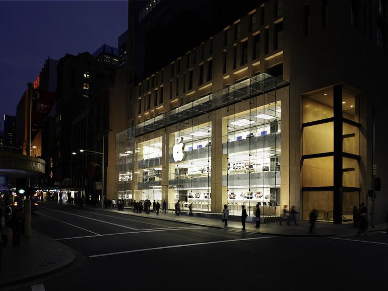 Apple-Store Australien: Angeblicher Fotoklau von Kunden-iPhones