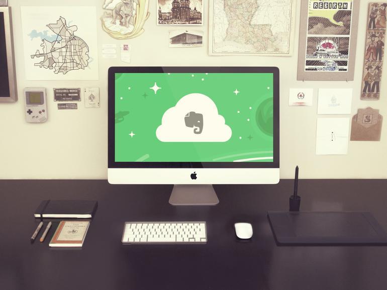 Mac-Nutzer sollten Evernote unbedingt aktualisieren