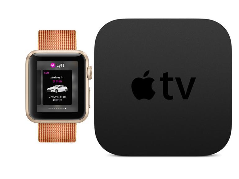 watchOS 3.1 und tvOS 10.0.1 erschienen
