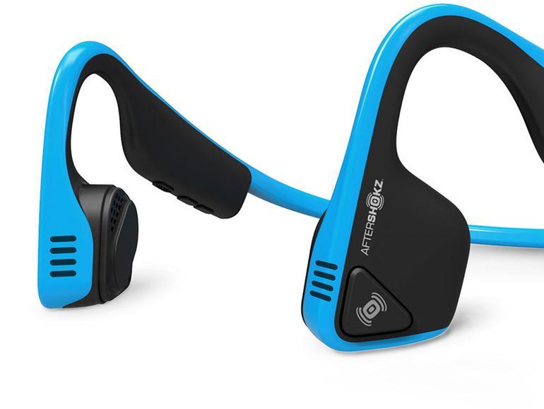 Kopfhörer der Zukunft? AfterShokz Trekz Titanium