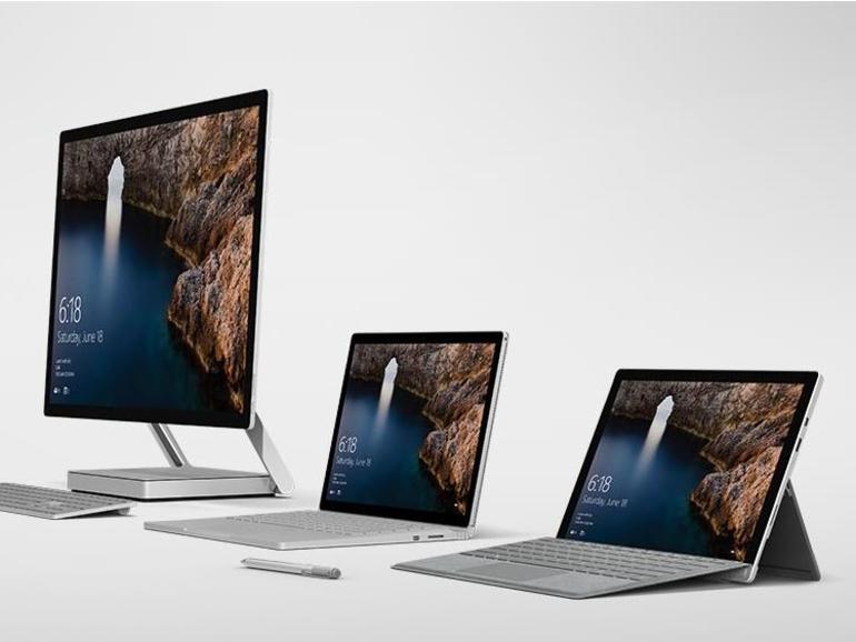 Microsoft hat eine Vision. Das Surface Studio ist aber nur ein Zwischenschritt