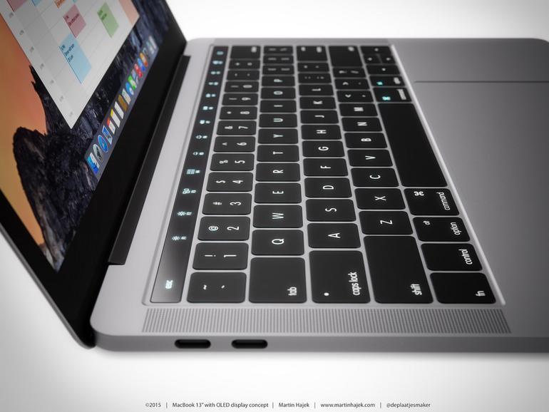 Die ESC-Taste wird es beim neuen MacBook nicht mehr geben