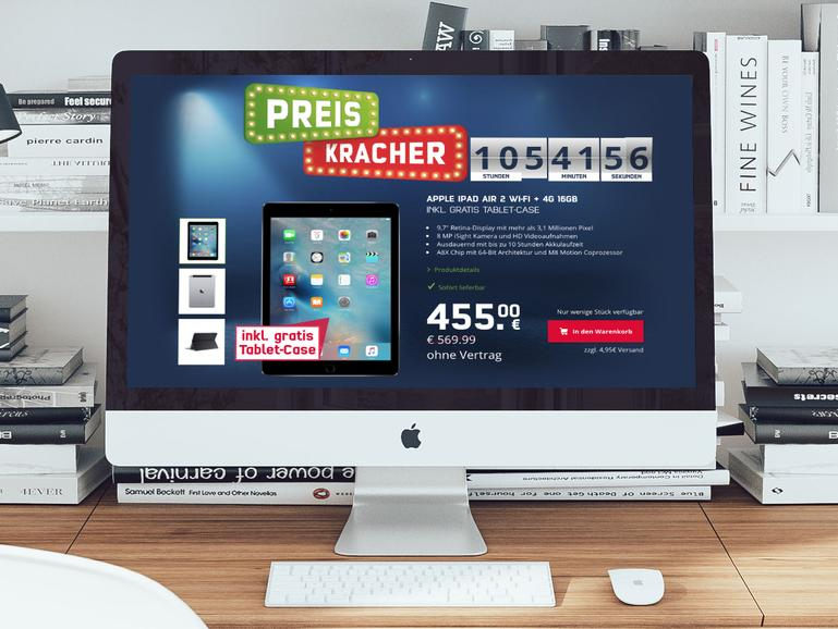 iPad Air 2 als Preiskracher