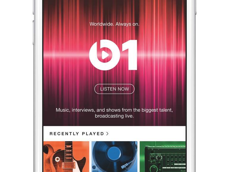 Apple Music auf dem iPhone