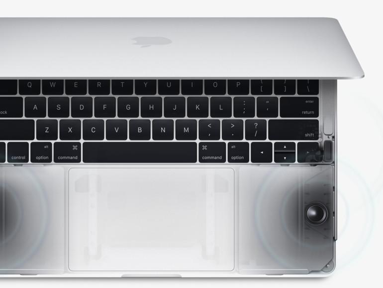 Besser Sound im MacBook Pro, aber ein Ton fehlt dennoch