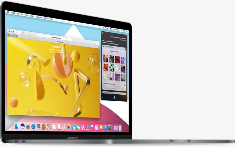 MacBook Pro Late 2016 mit macOS Sierra