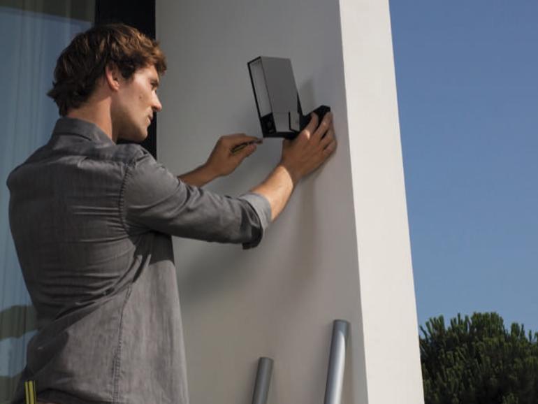 berwachungskamera netatmo presence f r das smart home. Black Bedroom Furniture Sets. Home Design Ideas