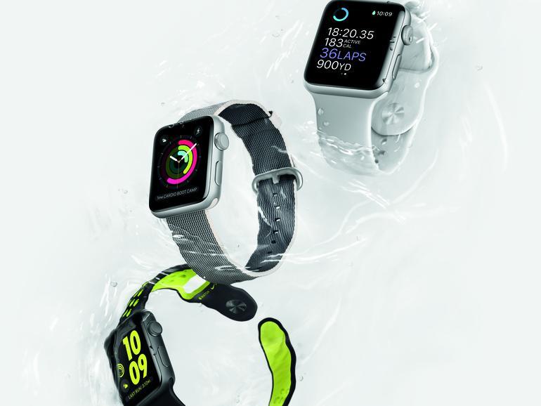 Apple Watch Series 2: Wasser kann ihr noch weniger anhaben als zuvor