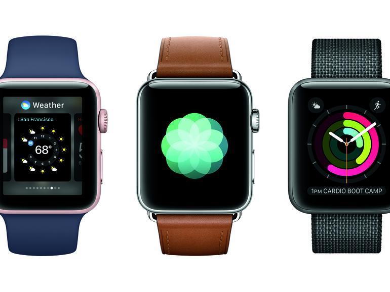 Apple Watch Series 2: watchOS 3 bringt die meisten neuen Funktionen