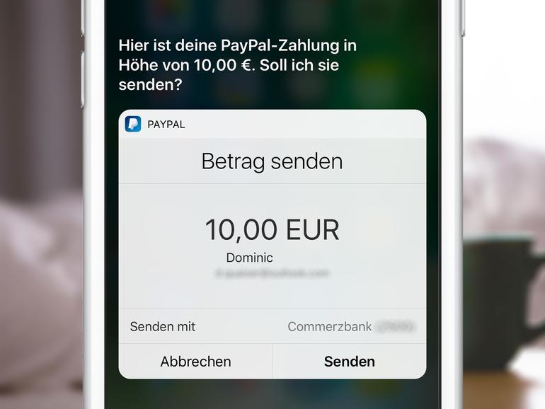 Paypal Geld Freigeben