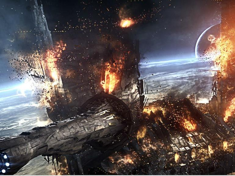 EVE Online ist jetzt Free-to-Play | Mac Life